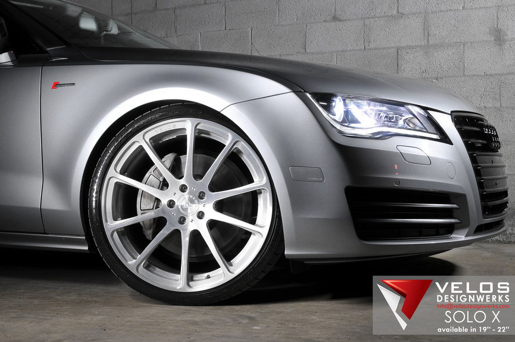 Velos Designwerks Full Access Audi Content Videos