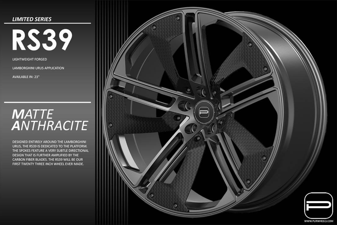 Tires Near Me Open Now >> PUR RS39   LAMBORGHINI URUS