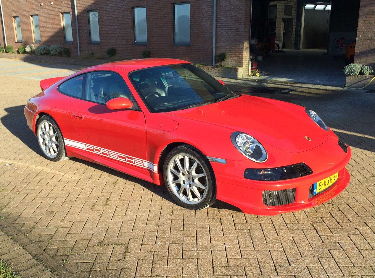 Retro Kit For 997 Page 4 6speedonline Porsche Forum And Luxury Car Resource