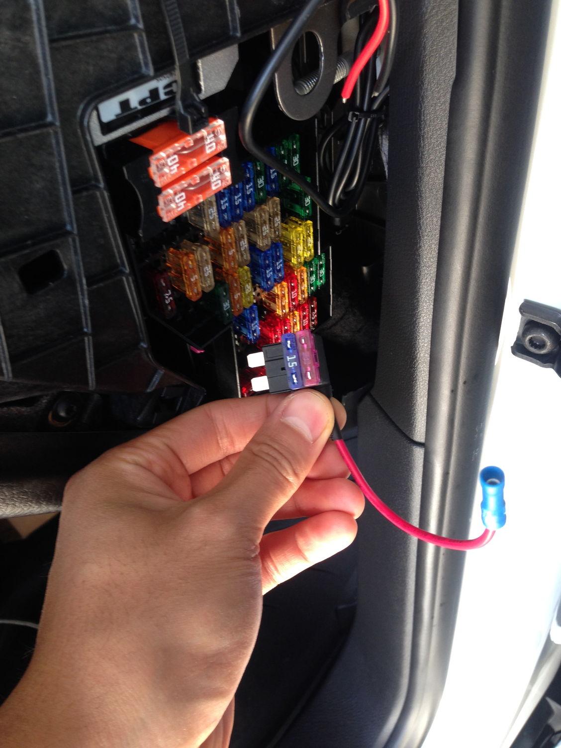 80 img_7178_f0b3ee72b2c03163862cc3f4a411d7f014333784 dash cam installation guide w pics! 6speedonline porsche Porsche 997 at mifinder.co