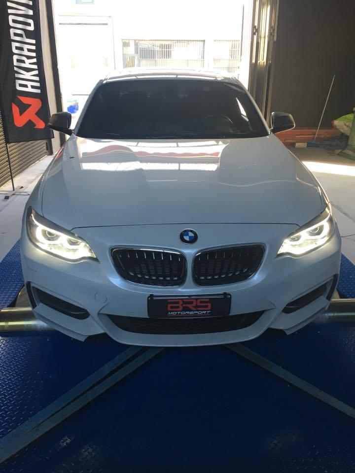 BMW Mi Installed With Armytrix Performance Exhaust System - Bmw 235 price