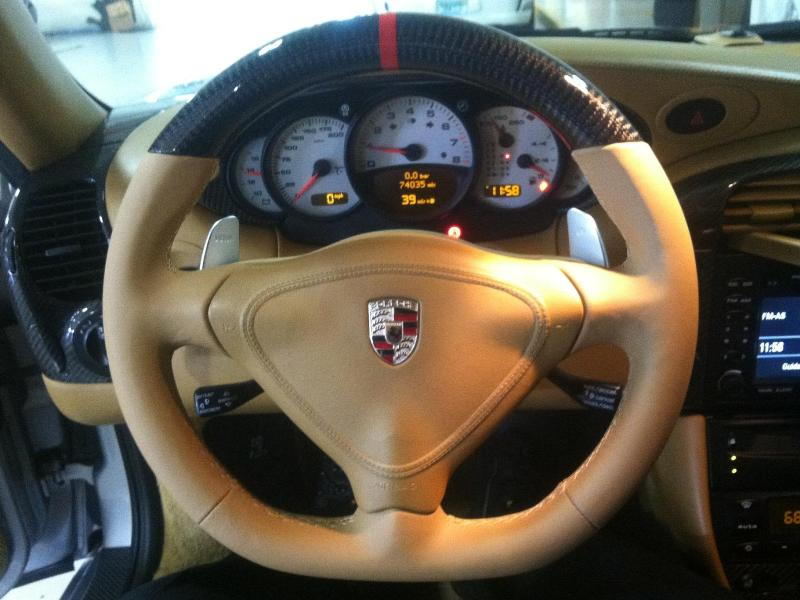 Re Wrap Your 996 Sport Steering Wheel Page 9