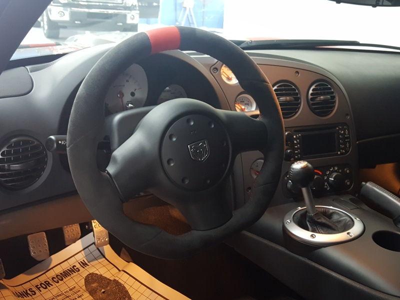Dctms Dodge Viper Carbon Steering Wheel 6speedonline