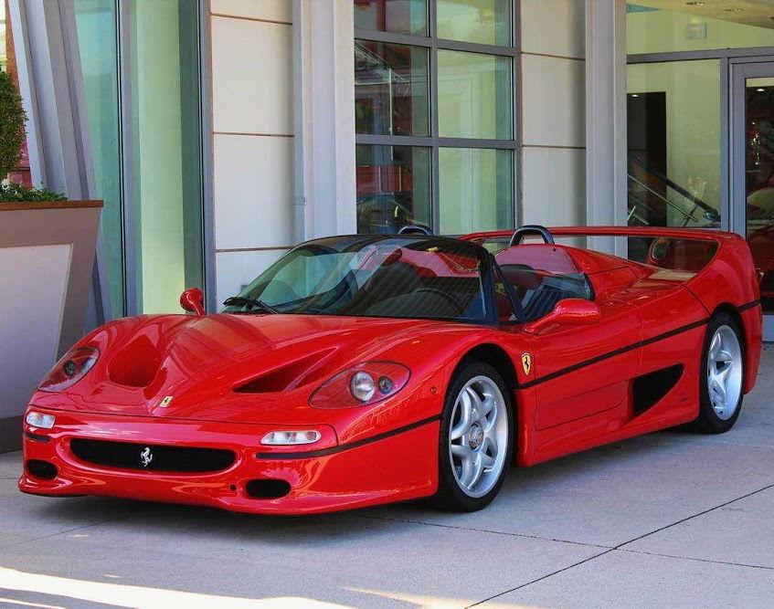 Ferrari F50 6speedonline Porsche Forum And Luxury Car Resource