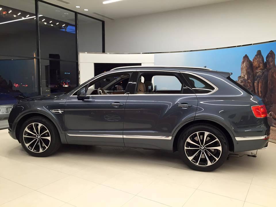 Bentley Bentayga 6speedonline Porsche Forum And