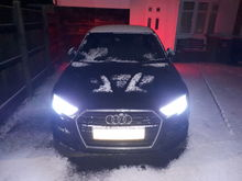 Audi A3 Saloon 2017 1.5TFSi FWD S-Line S Tronic