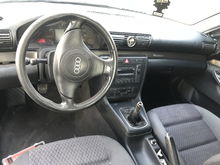my 2001 1.8t Quattro A4