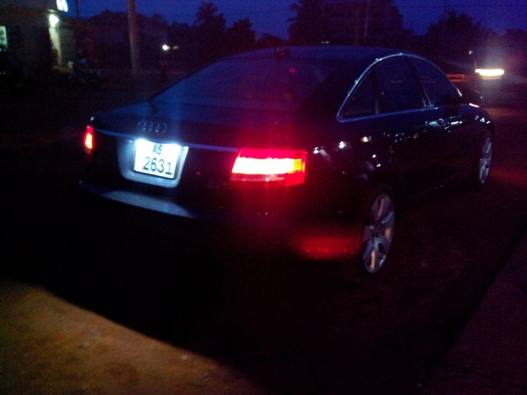 Audi A6 Interior Night 62619 Newsmov