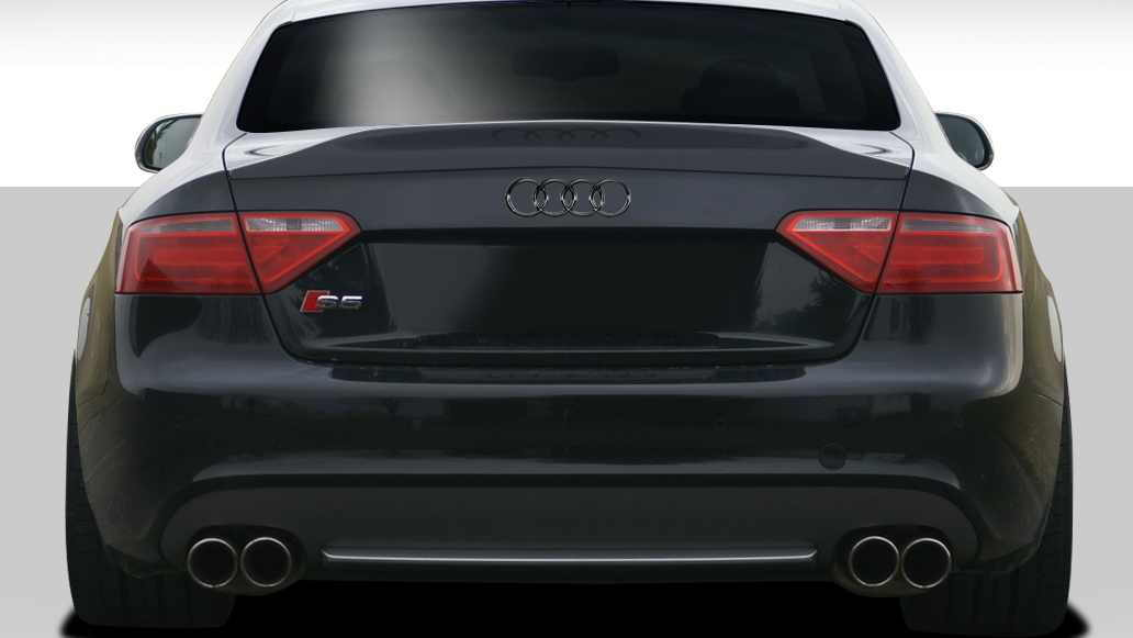 C7 A6 Trunk Lid Spoiler Audiworld Forums