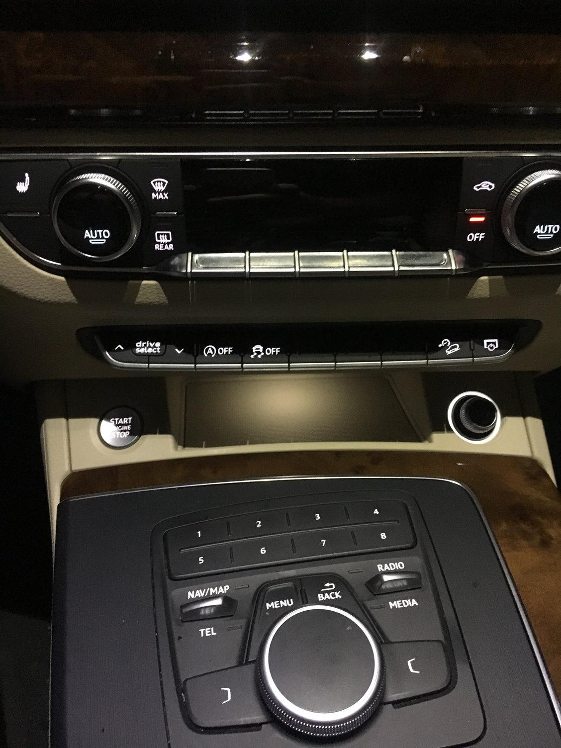 AC blows warm air intermittently - AudiWorld Forums