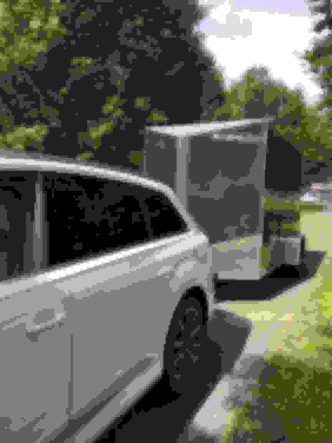 Towing U-Haul 5'x8' - AudiWorld Forums