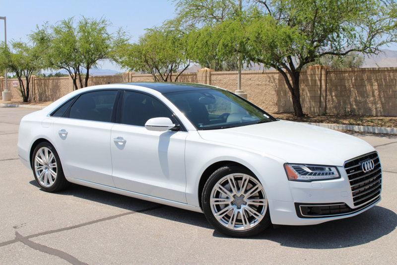 BMW Idaho Falls >> Audi A8 2015 A8L 4.0T Loaded White/Balao Brown 14K miles - AudiWorld Forums