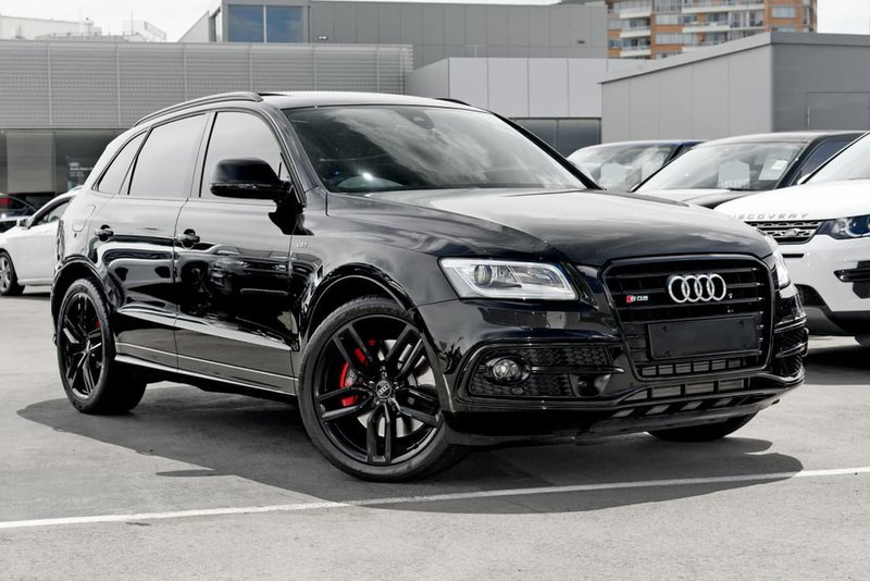 Sq5 Black Wheels Amp Grille Myaudiq5 Forum