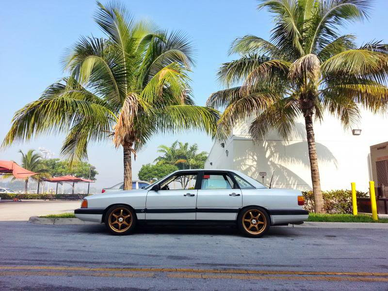 Fs 1986 5000cs Turbo 5spd Manual Florida Audiworld Forums