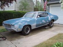 70 Buick Skylark