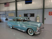 1953 Buick Special resto mod
