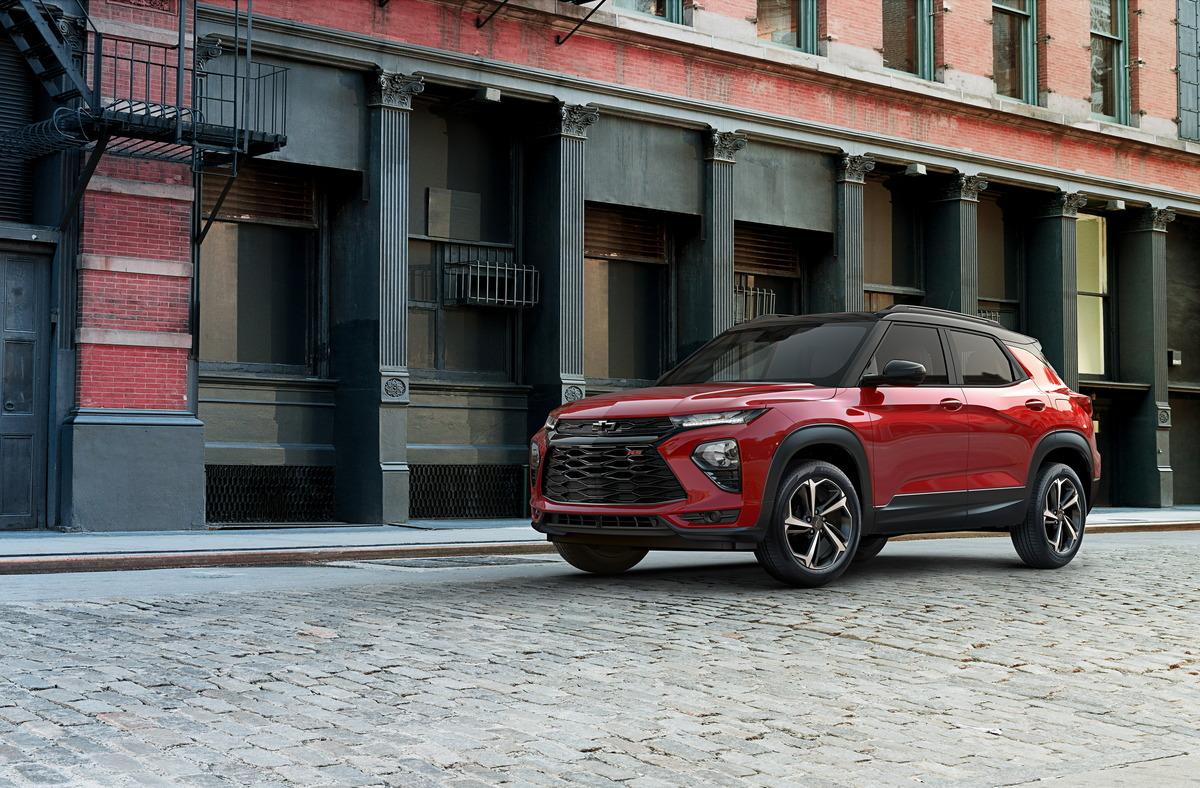 2021 Chevrolet TrailBlazer: Preview, Pricing, Release Date ...