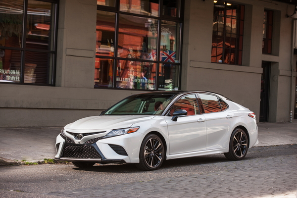 Lowered 2018 Camry >> 2019 Toyota Camry: Preview, Pricing, Release Date