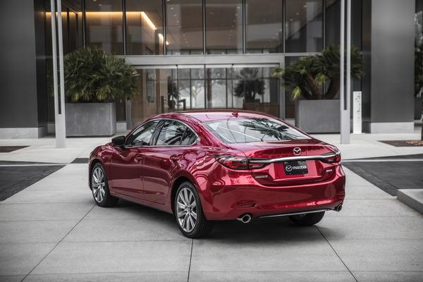 2020 Mazda Mazda6 Preview Pricing Release Date