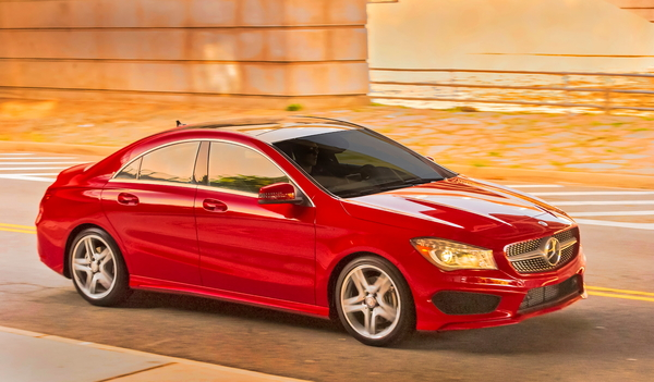 2016 Mercedes-Benz CLA250 Review - CarsDirect