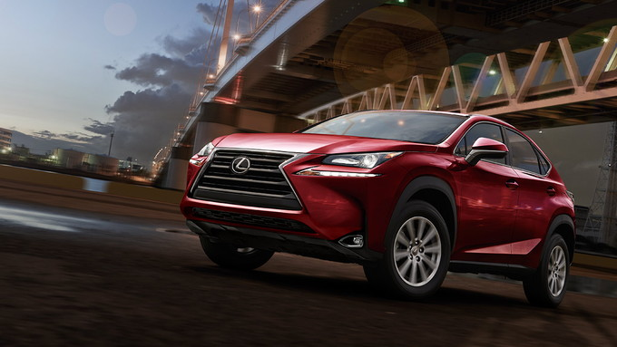 Lexus Nx200t Justin Cupler Automotive Editor Feb 1 2017