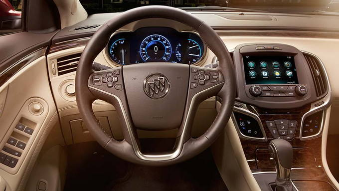 2016 Buick LaCrosse Deals, Prices, Incentives & Leases ...