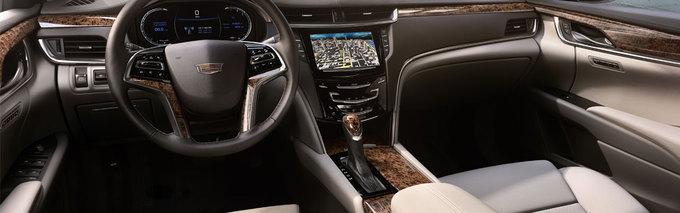With A Back Seat And Quiet Interior The Cadillac Xts Is Favorite Among Livery Drivers Standard Front Wheel Available All Drive Along