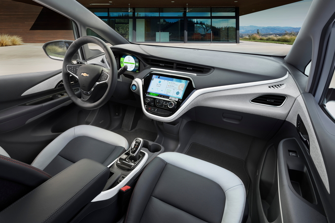 2018 Chevrolet Bolt Ev Deals Prices Incentives Leases Overview