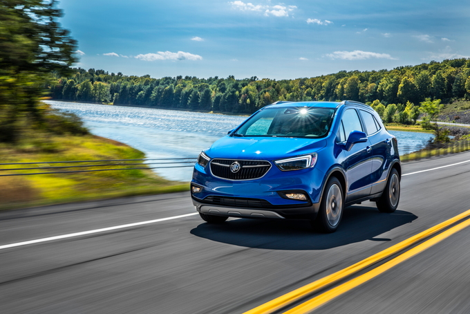 Since The Encore First Showed Up At Dealerships In 2017 Pipsqueak Crossover Has Managed To Be Buick S Best Ing Car Their Lineup A Far Cry From