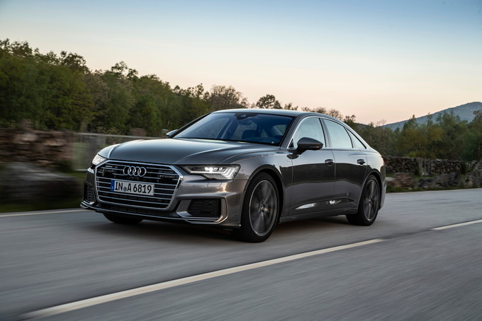 2019 Audi A6 Deals Prices Incentives Leases Overview Carsdirect