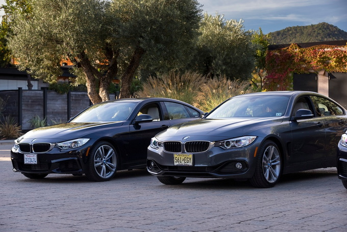 Essentially Replacing The 3 Series Coupe And Convertible BMW 4 Which Also Includes Four Door Gran Takes Legendary