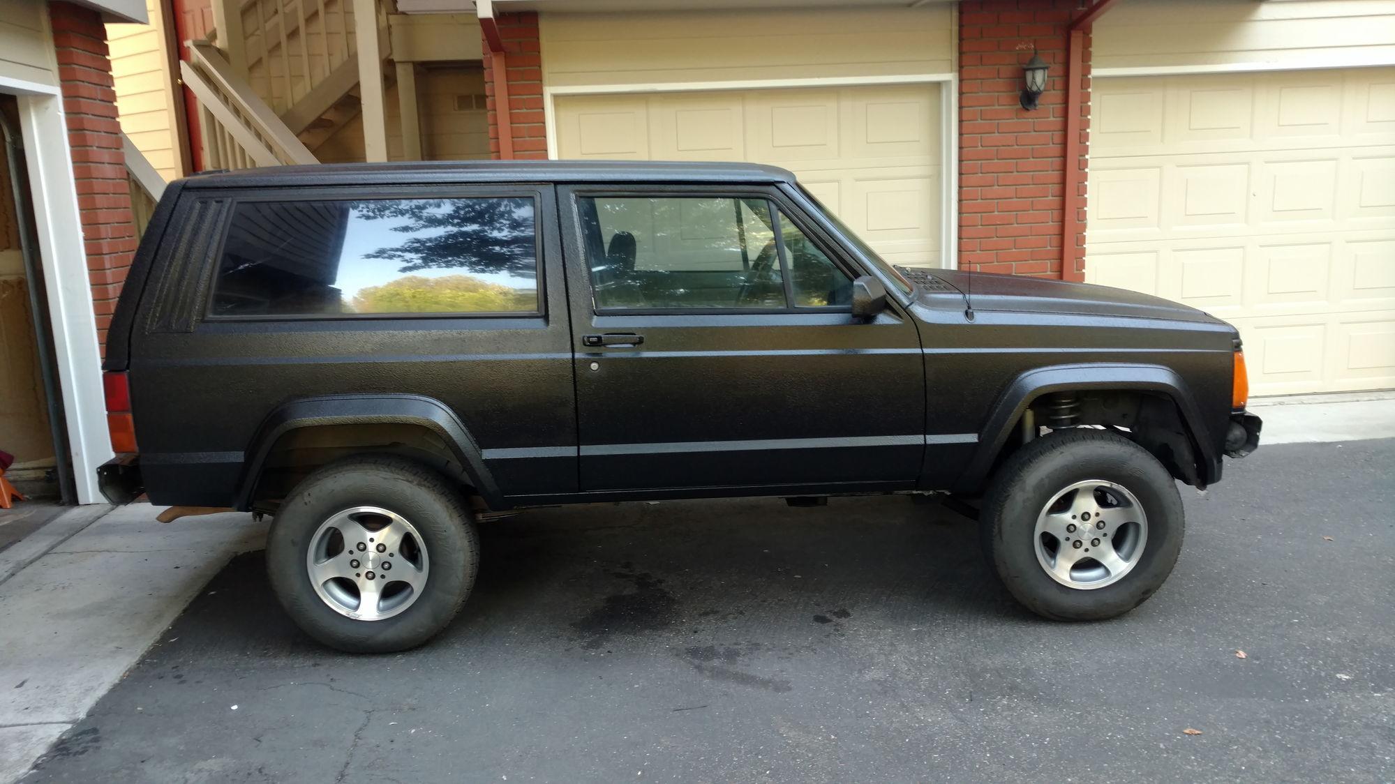 Black Widow Jeep Cherokee Forum