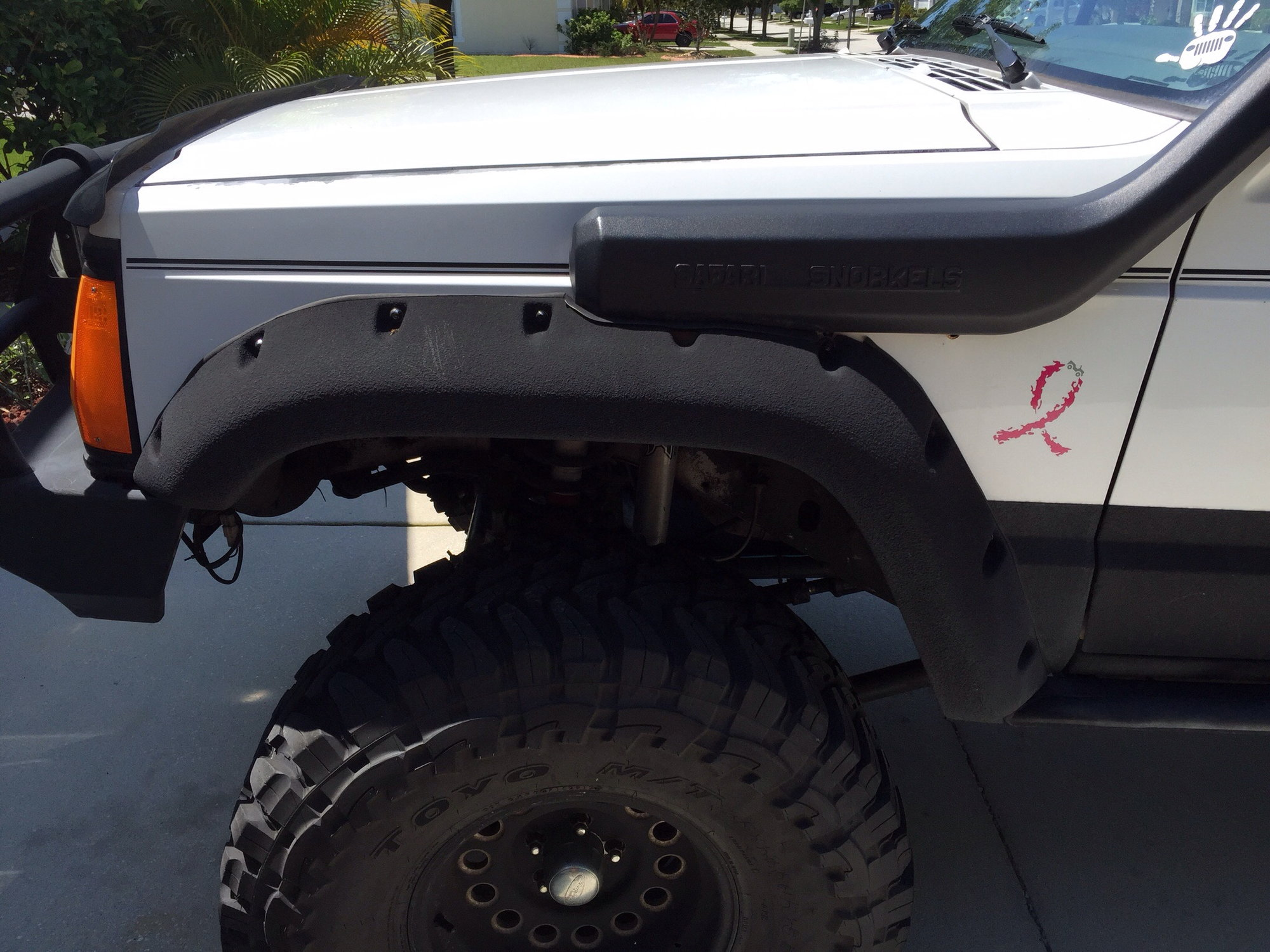 Naked Fender Flares - Vendors- members making products for