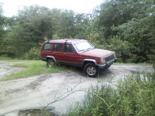 The old 91' XJ