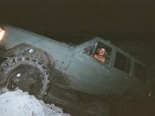 Sober redneck at the hill climb