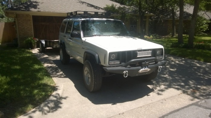 Cheroke overheating - Jeep Cherokee Forum