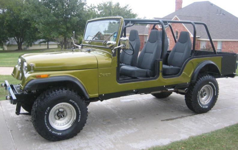4 Door Yj Yju Jeep Cherokee Forum