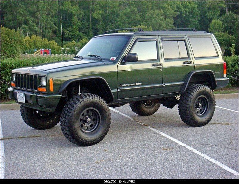 Jeep Cherokee Xj Bumpers >> lordbyron's 2001 XJ Build - Jeep Cherokee Forum