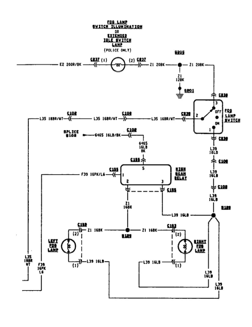 Fog Lights On Factory Wiring - Page 2
