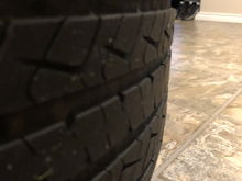And another tire you can thread on