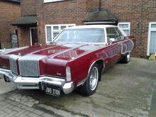 1975 Chrysler LeBaron in the UK