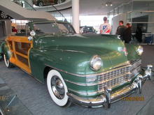 '48 Town & Country convertible.  My favorite.
