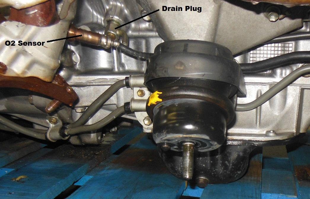Coolant Flush/Drain and Fill - ClubLexus - Lexus Forum