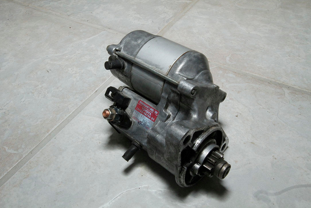 Many 92-94 2JZ-GE OEM parts for sale (some parts very new with very low  mileage)
