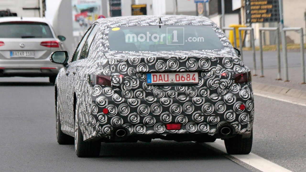 Taking into consideration that this is a right hand drive model without a spindle grille testing with german licence plates i am thinking that this may be