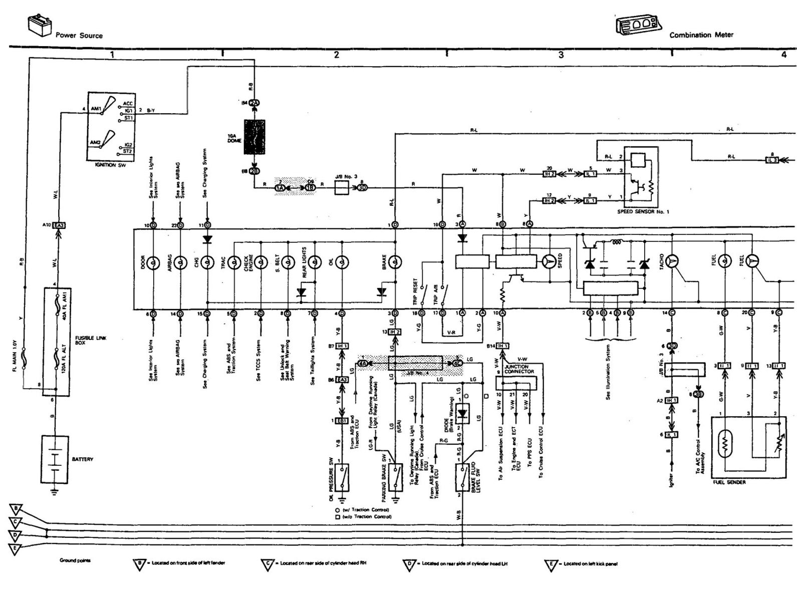 Camshaft Engine Diagram