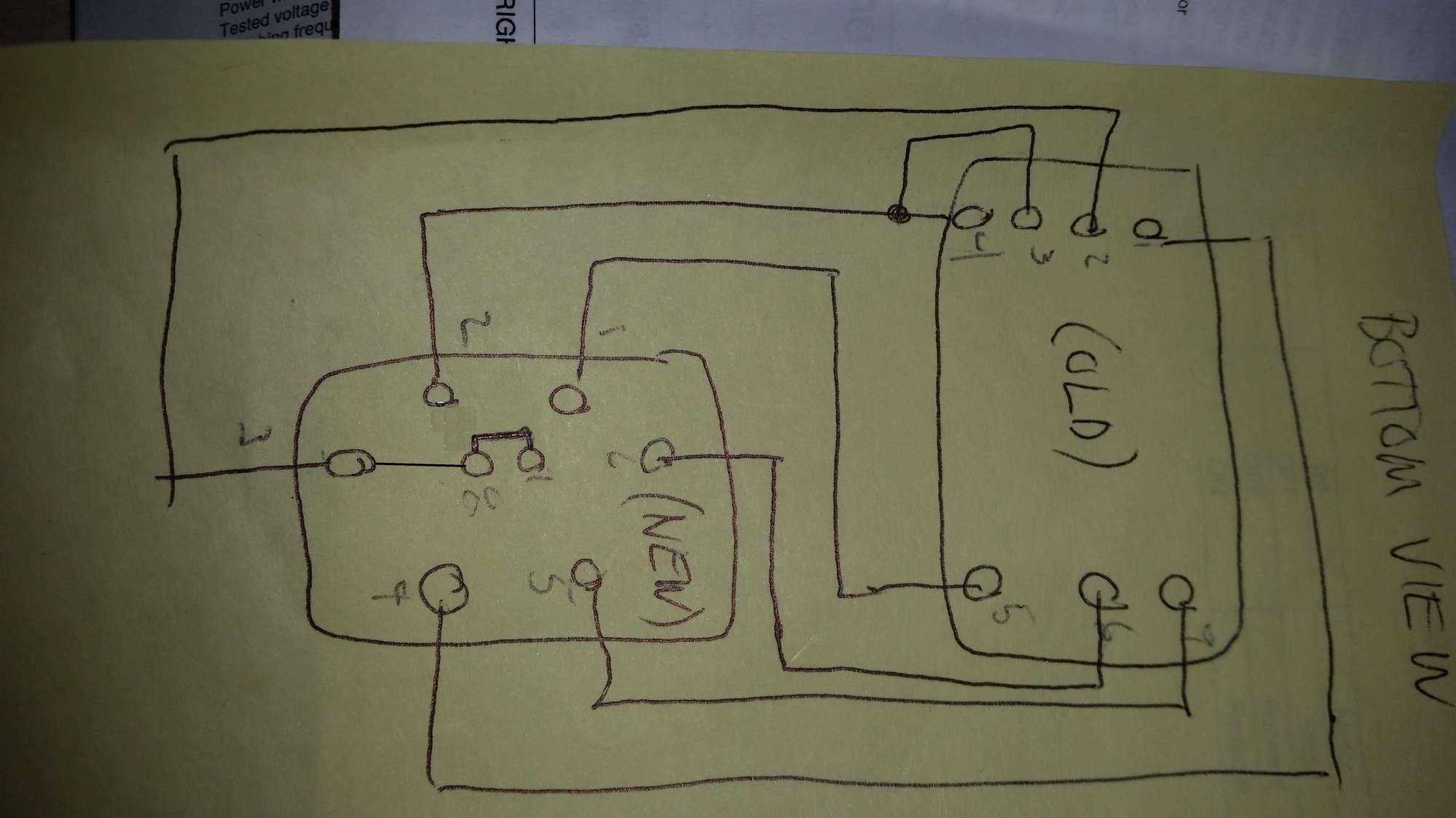 Window switch relay cr2 12v nais page 2 clublexus for 2001 lexus rx300 master window switch