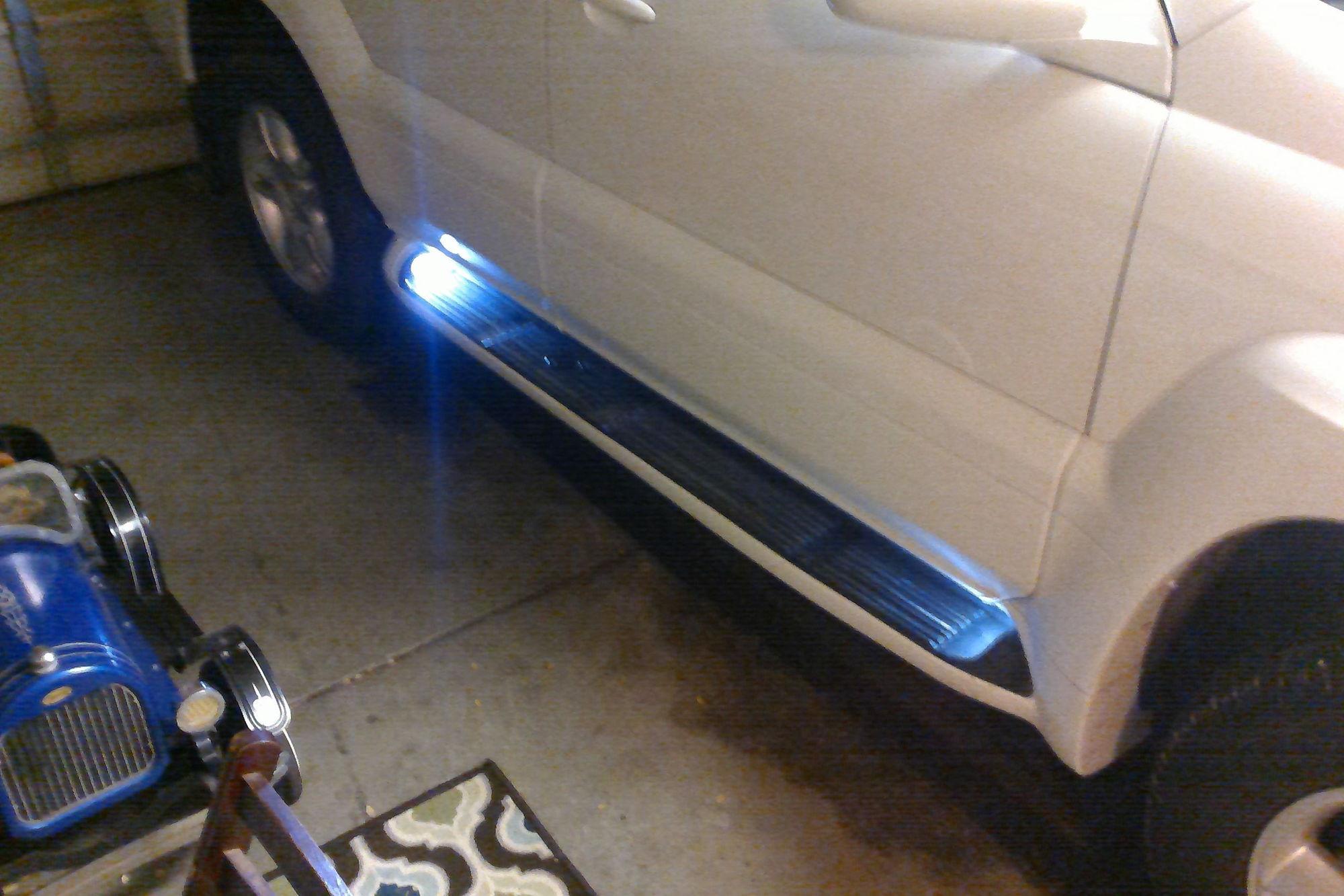 Side Step Lights Clublexus Lexus Forum Discussion