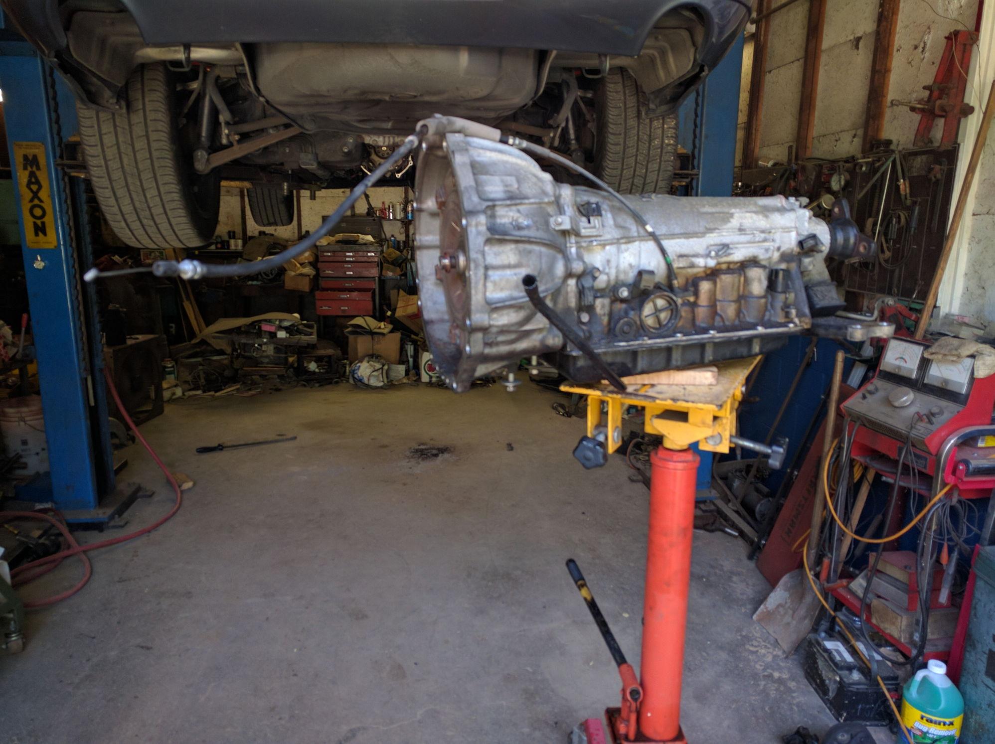 lexus sc400 manual transmission swap
