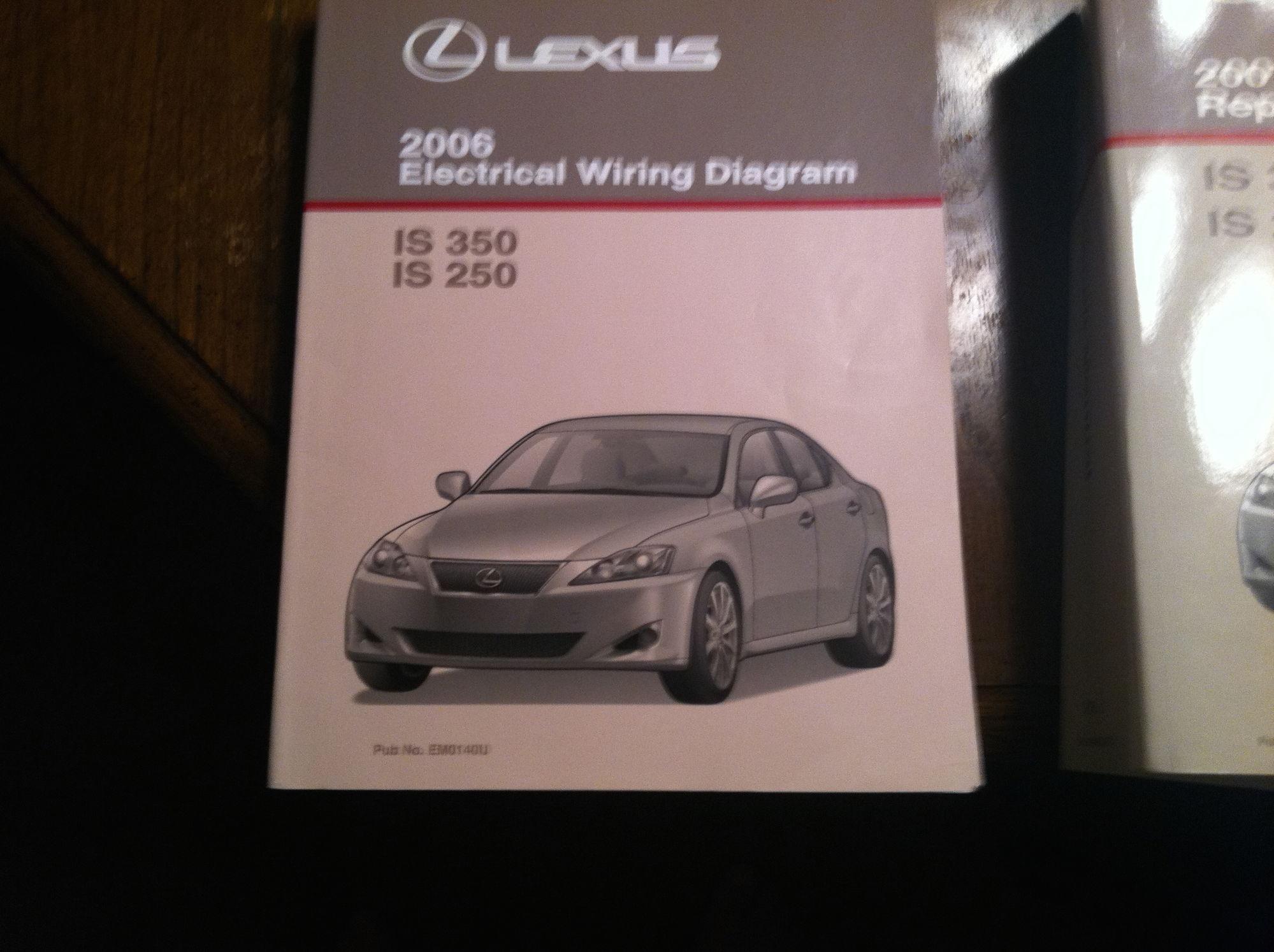 va 2006 2007 lexus repair service manuals is350 is250 clublexus lexus forum discussion. Black Bedroom Furniture Sets. Home Design Ideas
